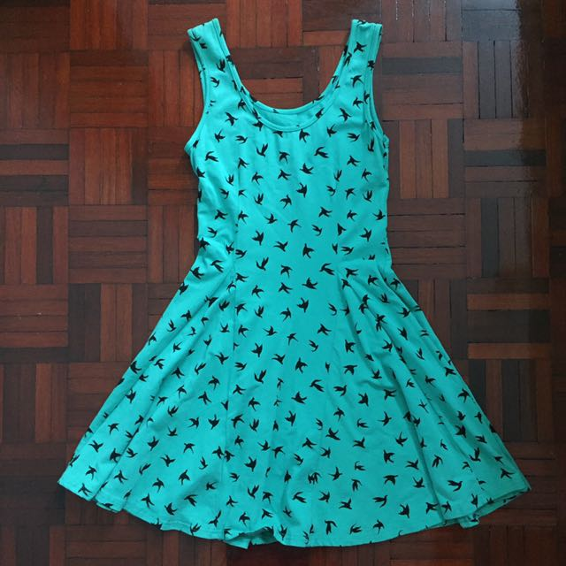 Sparrow Mint Green Dress