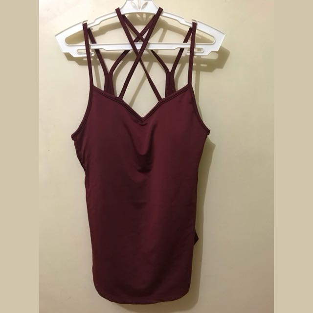 Sports Tank Top/ work out top