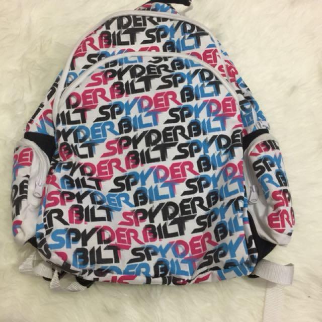 Spyderbilt Backpack / Tas Spyderbilt