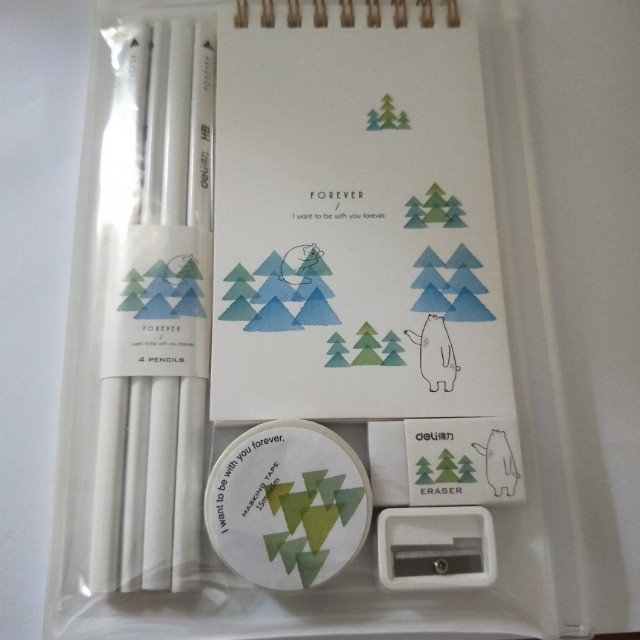 Stationary Pack