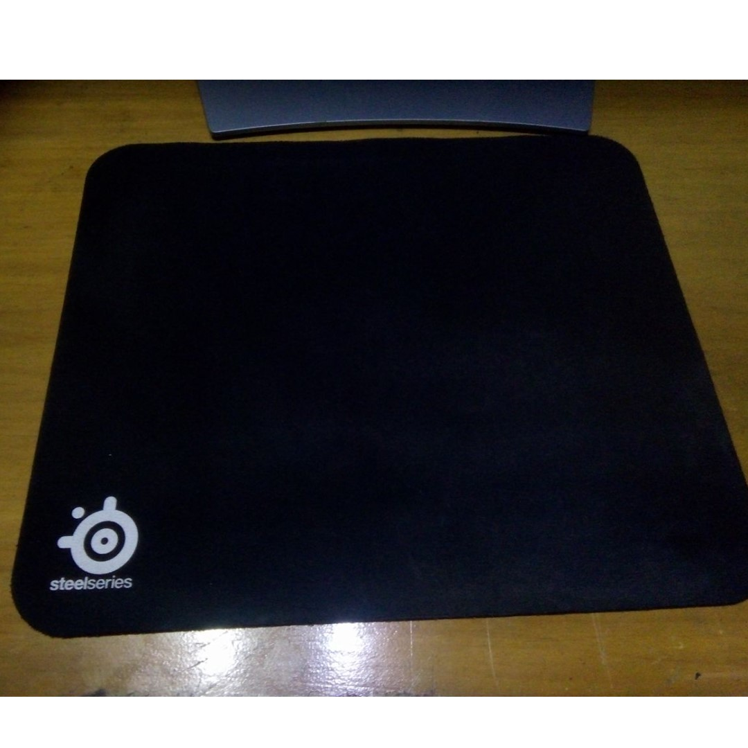 Steelseries Qck Gaming Mousepad Electronics Computer Parts Black Accessories On Carousell