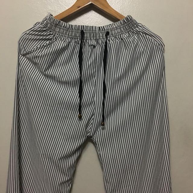 Striped Square Pants