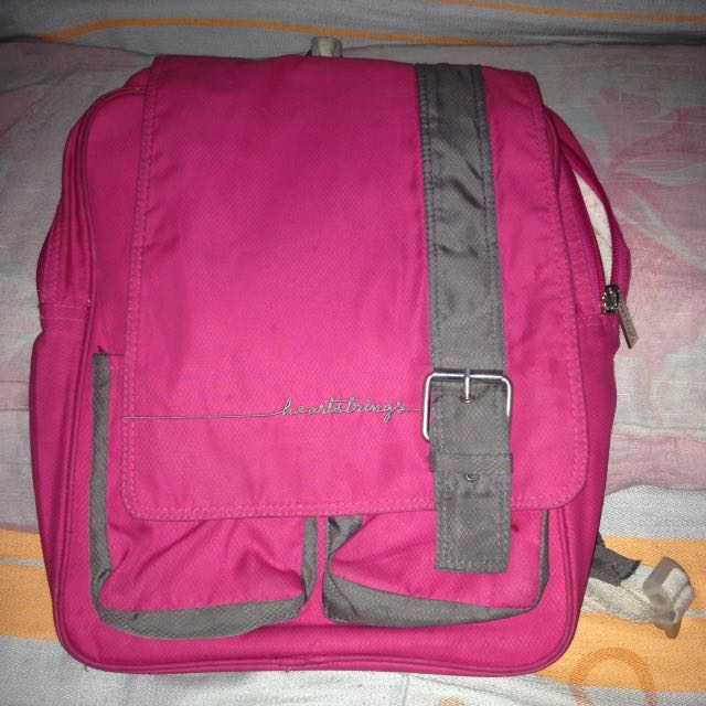 SUPER SALE! Back Pack Bag FREE SF Metro Manila only