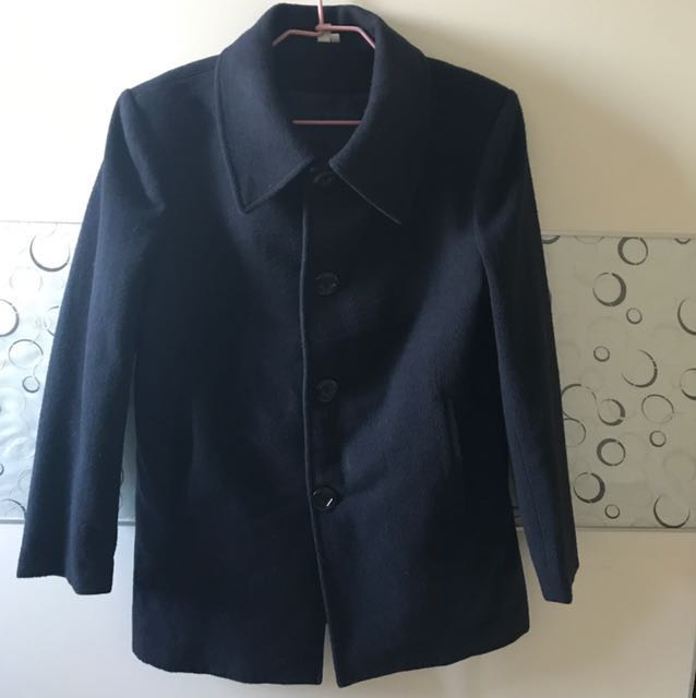 羊毛氈外套(有S和XL號)