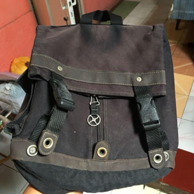 Tas bagpack trunk by samsonite