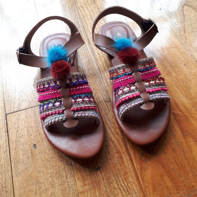 "Temali Sandals ""Hippie"" 41"