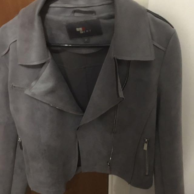 TEMT Jacket grey