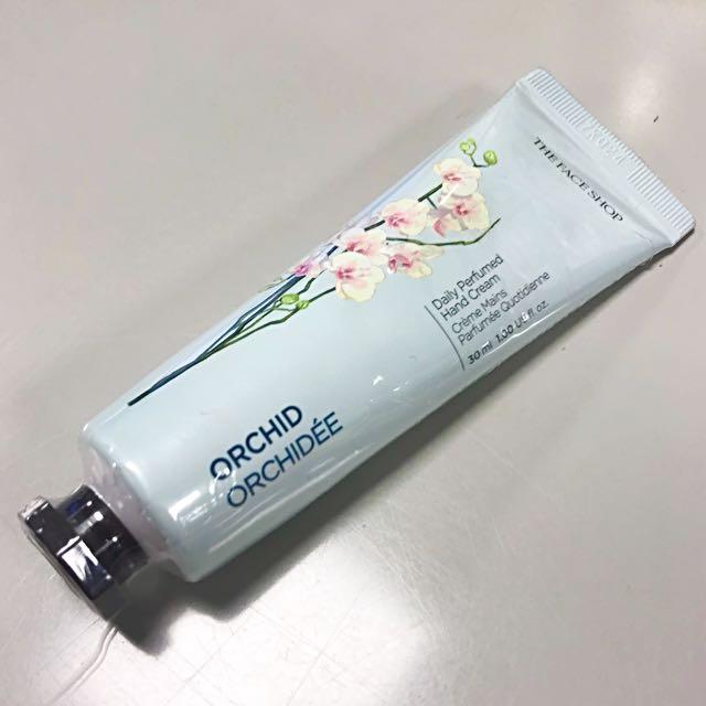 THE FACE SHOP 護手霜 Daily Perfumed Hand Cream 30ml