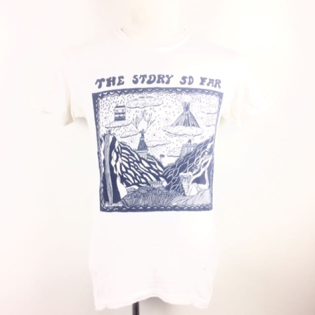 THE STORY SO FAR Pop Punk Band T-Shirt