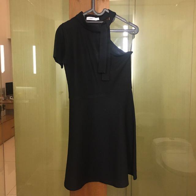 ThePixieRack one Shoulder Dress