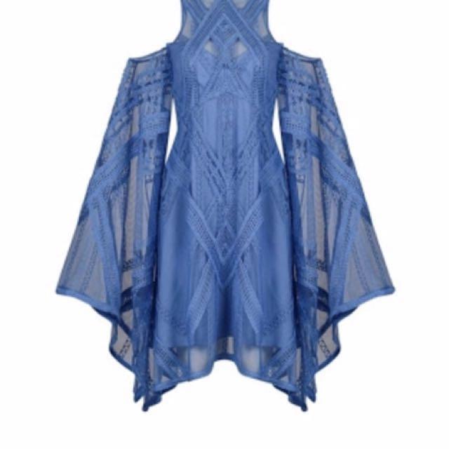 Thurley Blue Kite dress