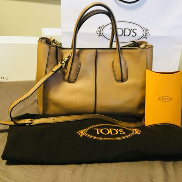 Tod's D Styling Shopping Due bag