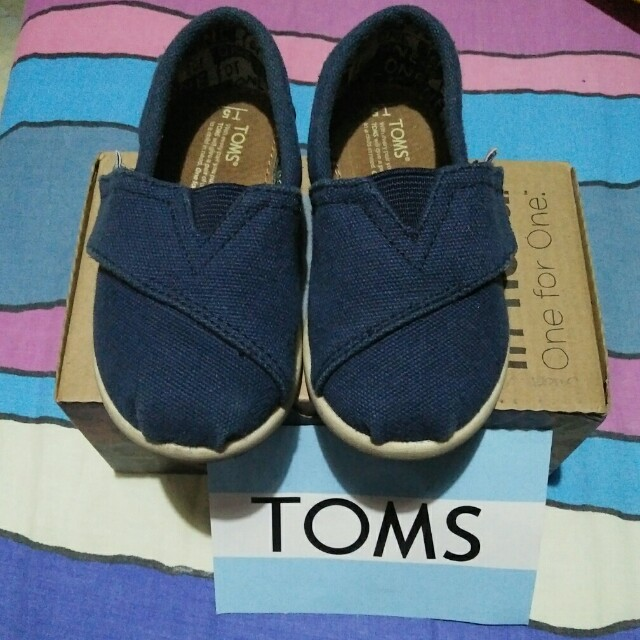 Toms Baby Shoes