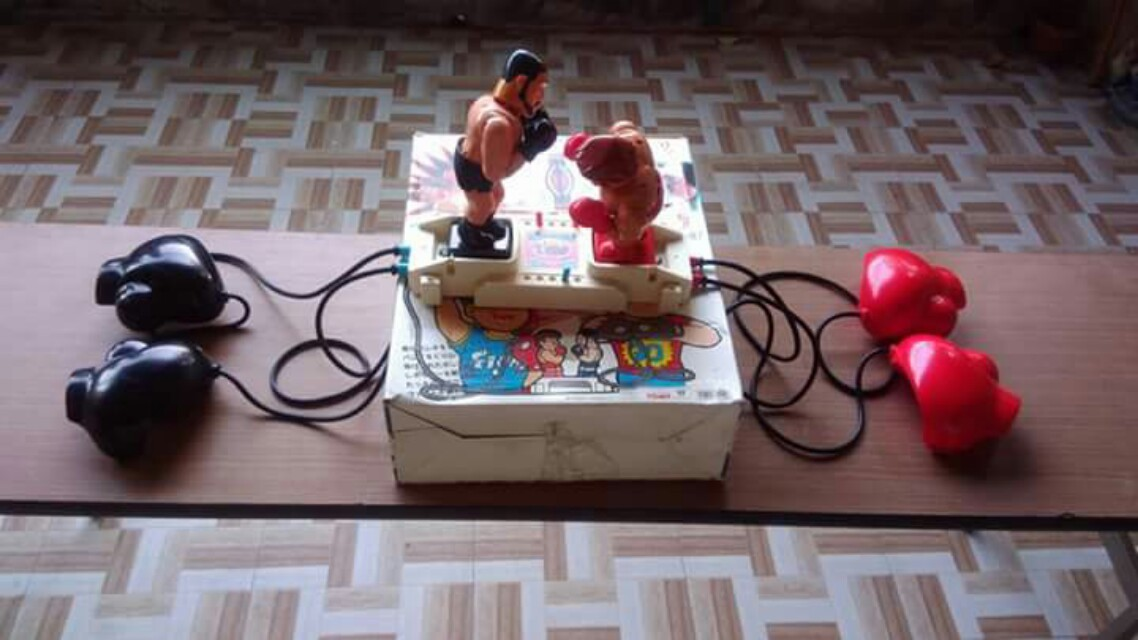 Tomy Boxing Ring Part II (P1500) ⛩️⛩️⛩️