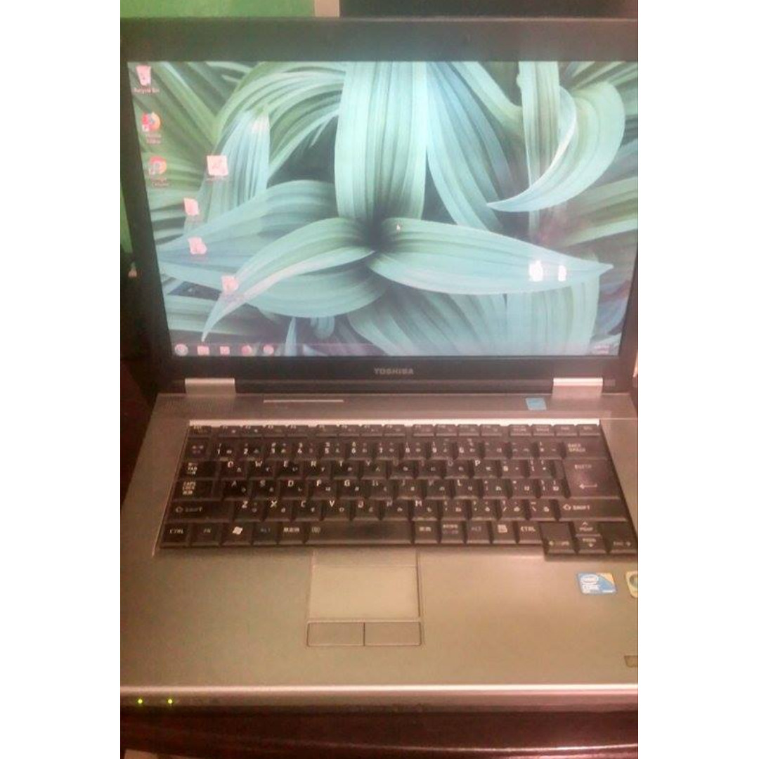 Toshiba satellite K31 laptop