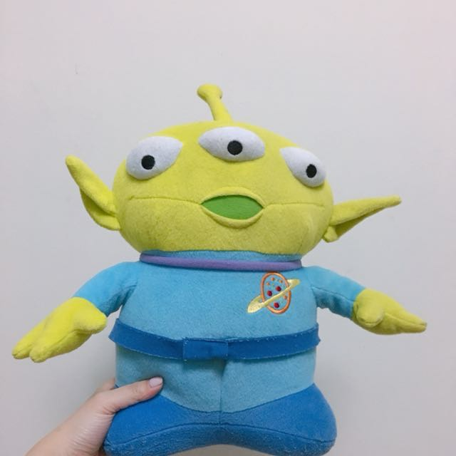 Toy story alien doll