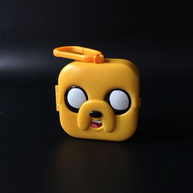 toys - tictactoe jake (adventure time)