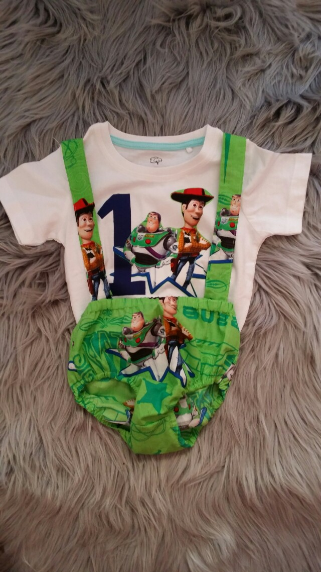 Toystory outfit