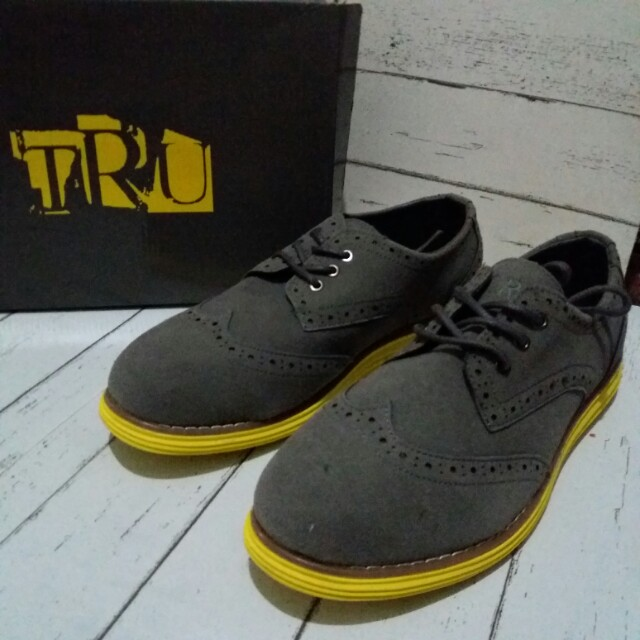 TRU by SM Mens Shoes