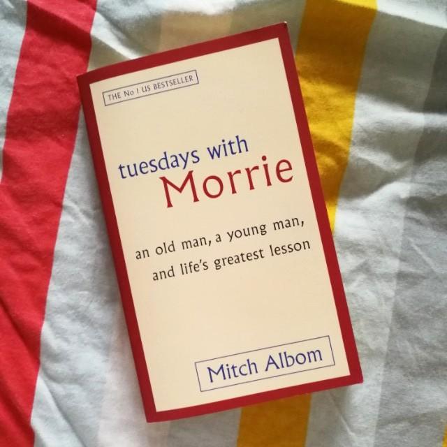 Tuesdays with Morrow by Mitch Albom