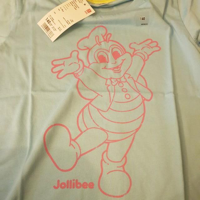 Uniqlo Jollibee shirt