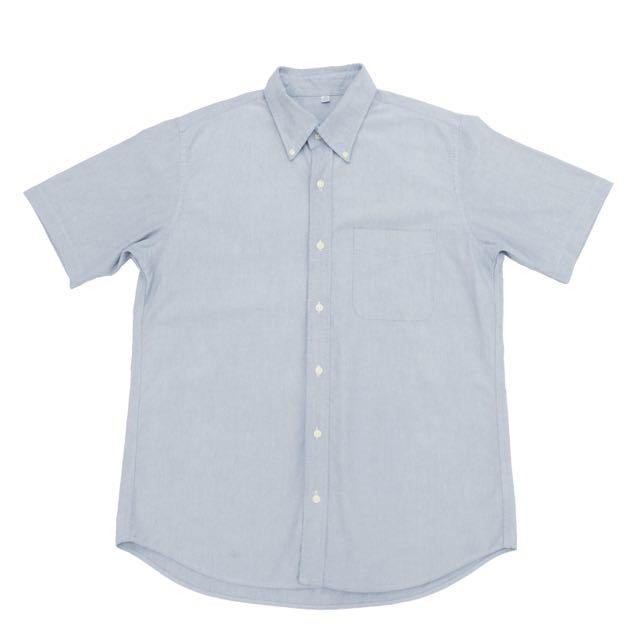 Uniqlo Oxford Short Sleeve Shirt