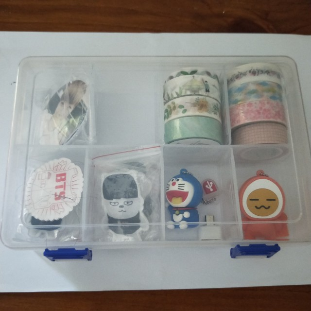 Washi Tape Container (Multi-use)