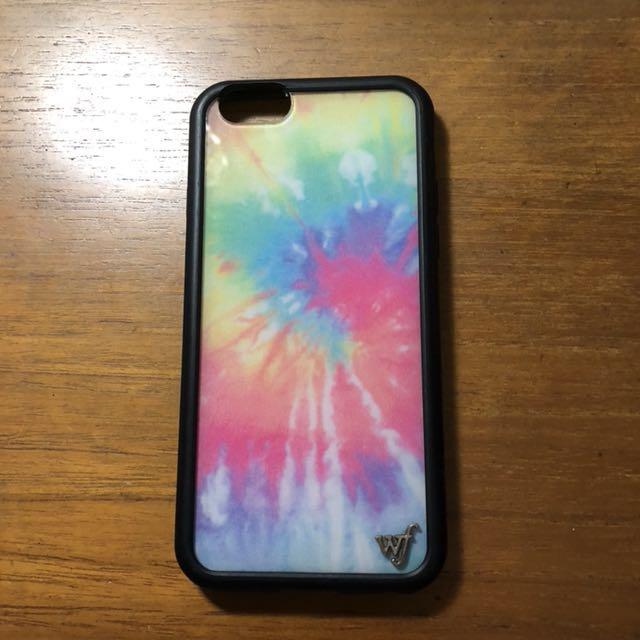 brand new 8ef3b 6a1e6 Wildflower tie dye iPhone 6/ 6s case