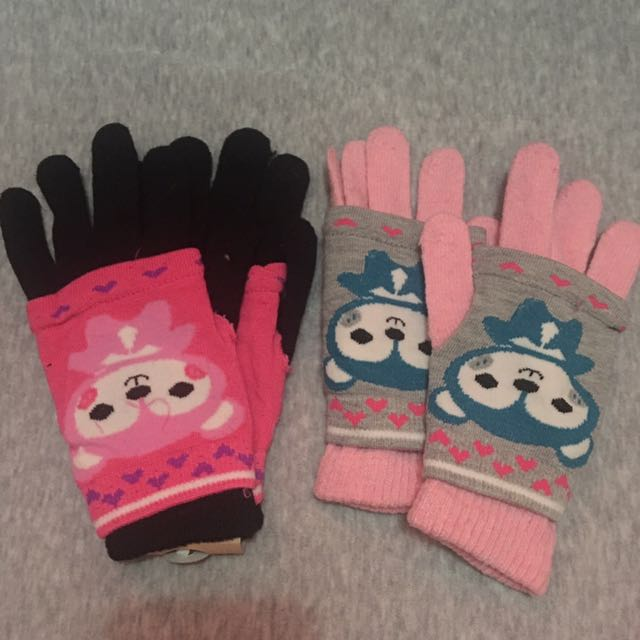 Winter gloves / mittens / hand cover