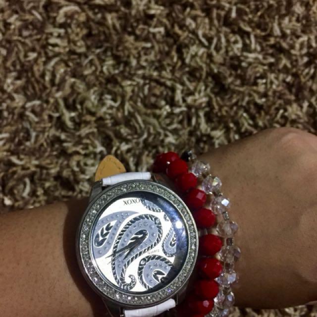 Xoxo authentic watch