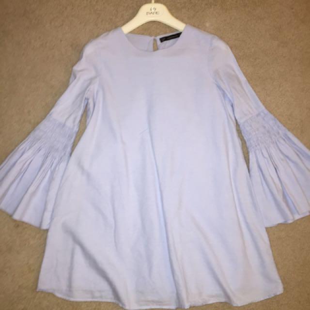 ZARA Trafaluc Romper Dress