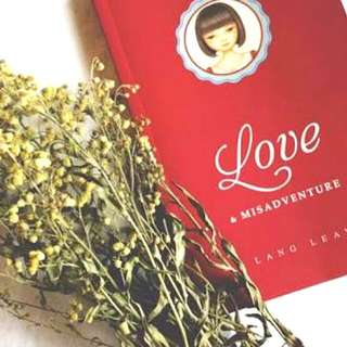 Love and Misadventure by Lang Leav (Imported English Book)