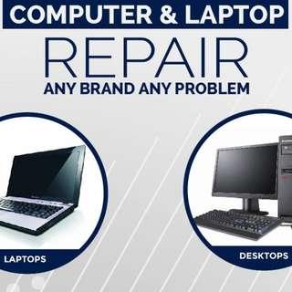 Laptop & Desktop Repair