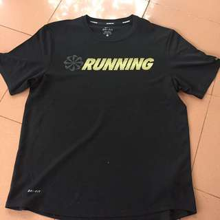 NIKE RUNNING SHIRT ORIGINAL
