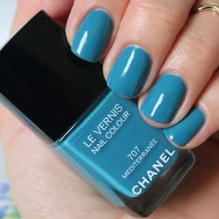 Authentic Chanel Le Vernis Nail Colour