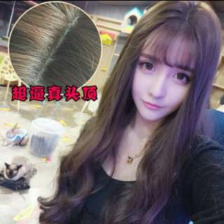 PO Lolita Harajuku Wavy ladies wig preorder * waiting time 10 days after payment is made *pm if int