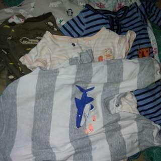ROMPER for Baby (CARTERS)