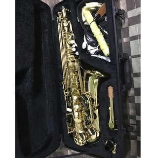 Saxophone Soprano Knight Gold Finish