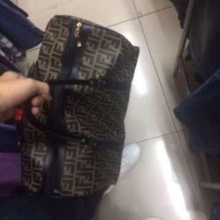 Zucca duffel bag