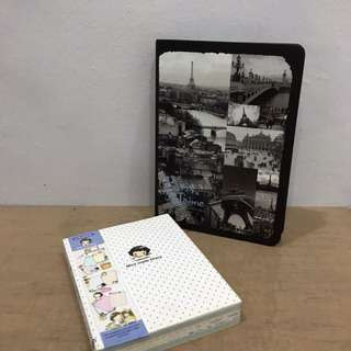 Notebook & planner