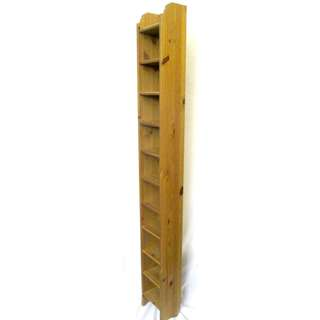 Ikea Pine Leksvik Wooden DVD rack / CD tower
