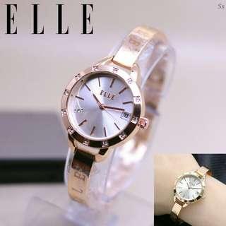 jam tangan ELLE cantik