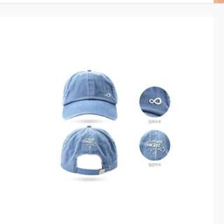 INFINITE THAT SUMMER 3 BASEBALL CAP INFINITE那年夏天3 棒球帽