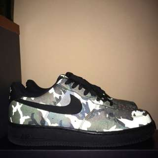Nike Air force Camo