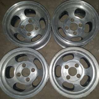 Velg selby R14, H4 (5 pcs) made in japan