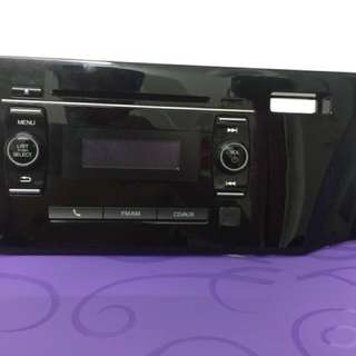 Honda City 2014-2017 CD player (Original )