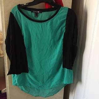 Forever 21 thin top