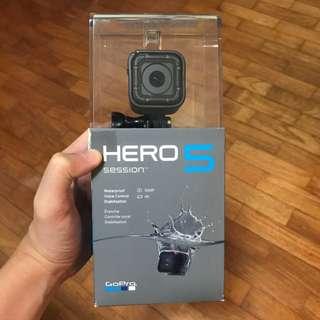 BNIB GoPro Hero Session 5