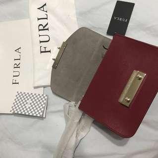 Authentic furla julia mini crossbag