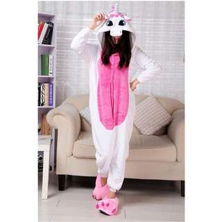 Cute Pink Unicorn Onesie